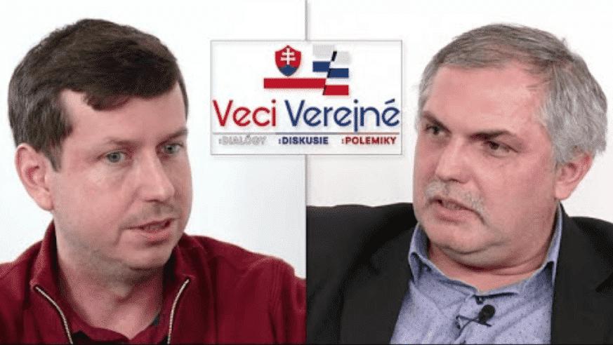 Gustáv Husák vs. Alexander Dubček s historikom Tomášom Černákom